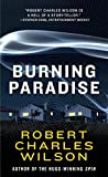 Burning Paradise by Robert Charles Wilson cover