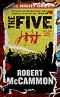 The Five by Robert McCammon