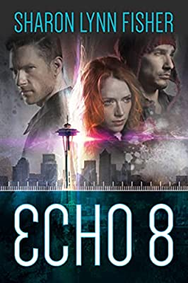 Cover & Synopsis: ECHO 8 by Sharon Lynn Fisher
