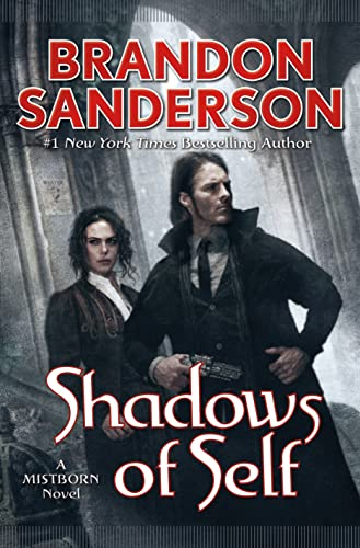 Shadows of Self: A Mistborn Novel, Sanderson, Brandon
