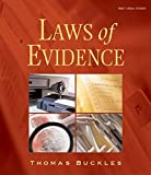 Laws of Evidence (The West Legal Studies Series)