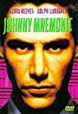 Johnny Mnemonic - movie DVD cover picture