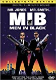 Men in Black (Collector's Series) - movie DVD cover picture