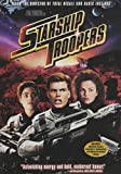 Starship Troopers - movie DVD cover picture