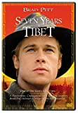 Seven Years in Tibet - movie DVD cover picture