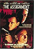 The Assignment - movie DVD cover picture