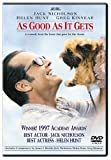 As Good As It Gets - movie DVD cover picture