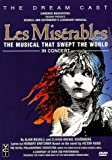Les Miserables - The Dream Cast in Concert - movie DVD cover picture