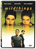 Wild Things - movie DVD cover picture