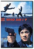 Jackie Chan's Who Am I? - movie DVD cover picture