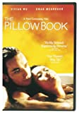 The Pillow Book - movie DVD cover picture