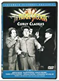 The Three Stooges: Curly Classics - movie DVD cover picture