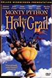 Monty Python and the Holy Grail - movie DVD cover picture