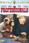The Professionals - movie DVD cover picture