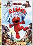 The Adventures of Elmo in Grouchland - movie DVD cover picture