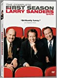 The Larry Sanders Show - The Entire First Season - movie DVD cover picture
