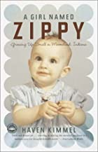 Book Cover - A Girl Named Zippy