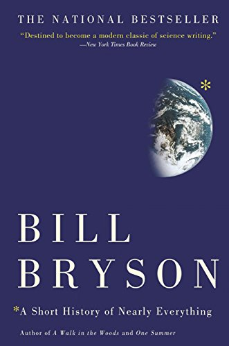 Bryson, Bill A short history of nearly everything 5.0