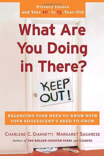 What Are You Doing in There? Balancing Your Need to Know With Your Child
