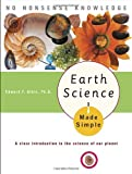 Earth Science Made Simple (Made Simple) by Edward F. Phd Albin (Paperback)