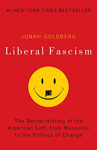 Liberal Fascism Book Cover Picture