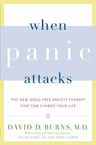 When Panic Attacks Book Cover Picture