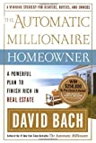 Buy The Automatic Millionaire Homeowner: A Powerful Plan to Finish Rich in Real Estate from Amazon