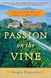 Book Cover: Passion on the Vine by Sergio Esposito