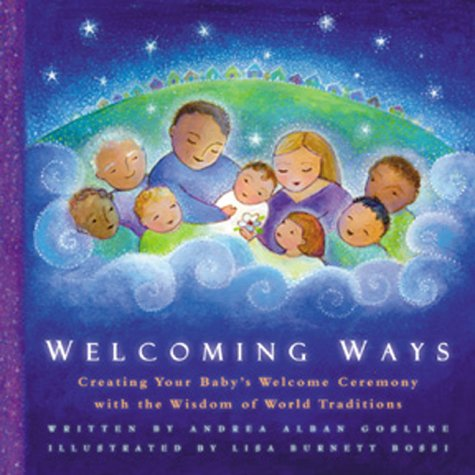 manners of welcoming a new born
