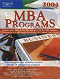 Buy MBA Programs 2004 from Amazon
