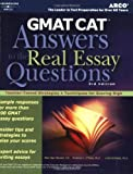 Gmat Cat: Answers to the Real Essay Questions