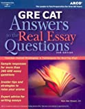 Gre Cat: Answers to the Real Essay Questions