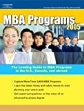 Buy Guide to MBA Programs 2005 from Amazon