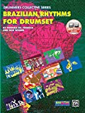 Brazilian Rhythms for Drumset with CD (Audio)