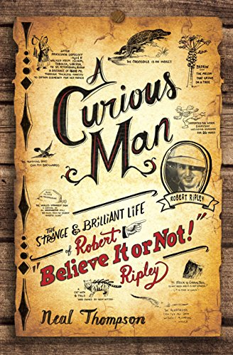 A Curious Man cover