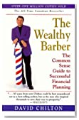 Cover of The Wealthy Barber: The Common Sense Guide to Successful Financial Planning