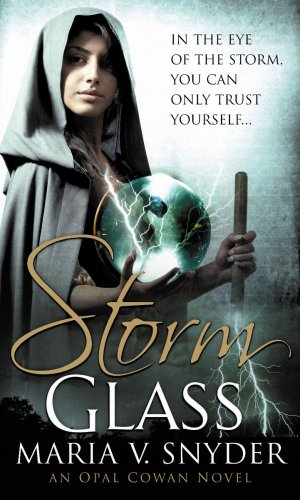 Storm Glass (Glass, Book 1)