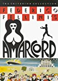 Amarcord - Criterion Collection - movie DVD cover picture