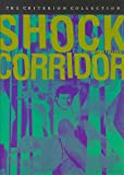 Shock Corridor - Criterion Collection - movie DVD cover picture