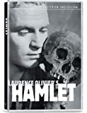 Hamlet -  Criterion Collection - movie DVD cover picture