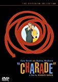 Charade (Letterbox) - Criterion Collection - movie DVD cover picture