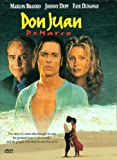 Don Juan DeMarco - movie DVD cover picture