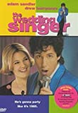 The Wedding Singer - movie DVD cover picture
