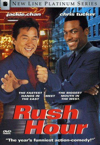 Buy Rush Hour DVDs