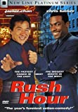 Rush Hour (New Line Platinum Series) - movie DVD cover picture