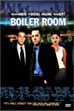 Boiler Room - movie DVD cover picture