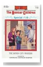Windy City Mystery (Boxcar Children)