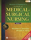 Brunner & Suddarth's Textbook of Medical-Surgical Nursing (2 volume set)