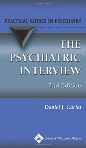 Book cover for Psychiatric Interview