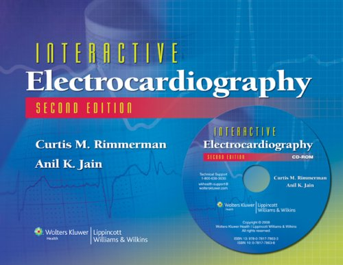 INTERACTIVE ELECTROCARDIOGRAPHY: CDROM WITH WORKBOOK 2ED